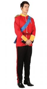 Handsome Prince Charming Fancy Dress costume
